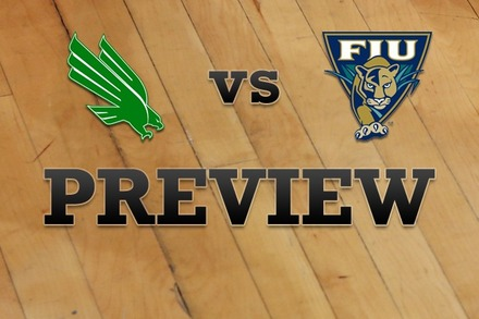 North Texas vs. Florida International: Full Game Preview