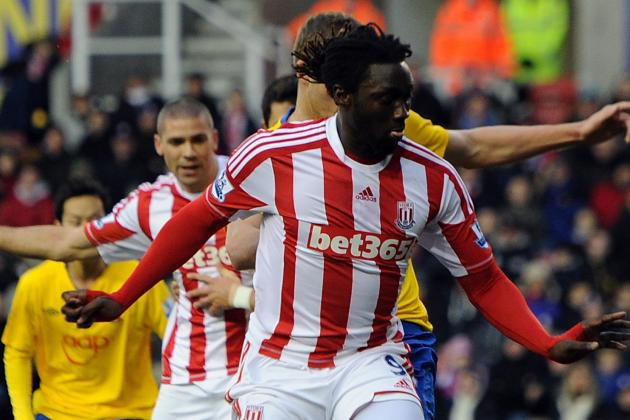 Stoke City Reject £3m Bid for Kenwyne Jones from Swansea City