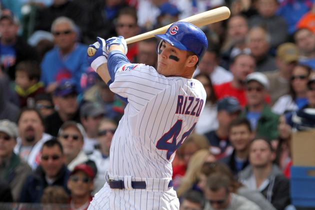 Anthony Rizzo Pumped Up to Play for Italy, Make Name with Cubs