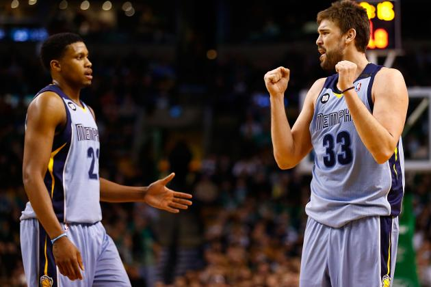 NBA Gamecast: Grizzlies vs. Spurs