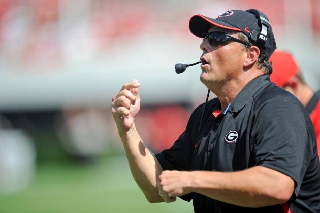 Chip Kelly to Target Georgia's Todd Grantham for Defensive Coordinator