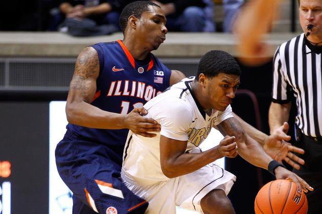 Purdue's Better Freshman Point Guard: Ronnie Johnson or Lewis Jackson?