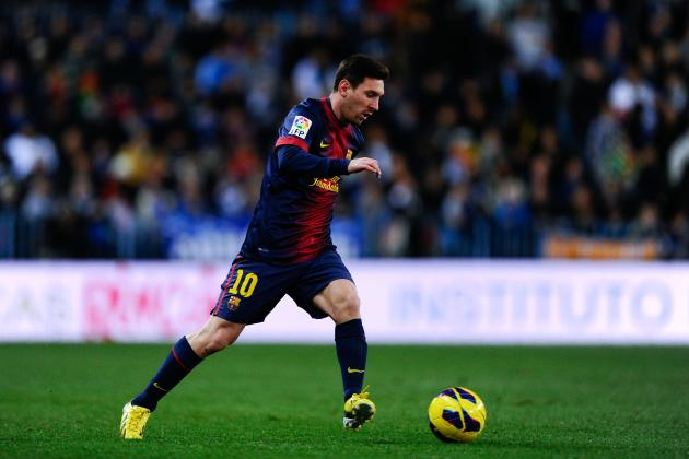 Lionel Messi: Why Star Forward Must Be at His Best vs. Malaga