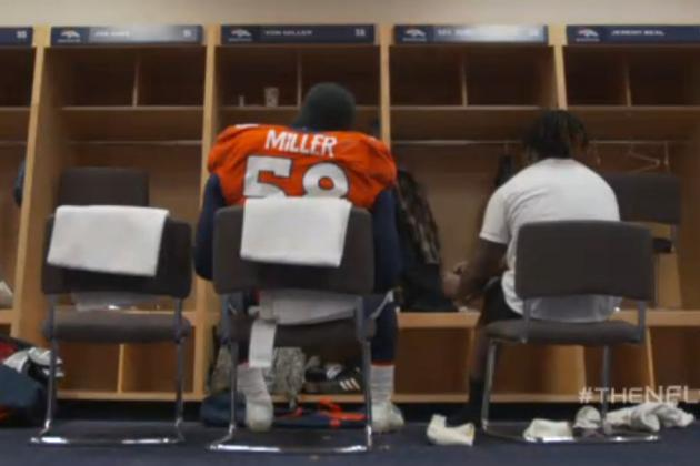 Video: What Motivates Denver Broncos Star Linebacker Von Miller?