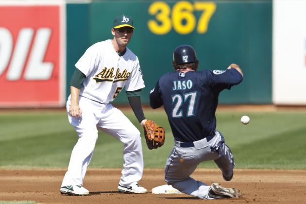 Oakland A's: 2013 Lineup Improves with Acquisition of John Jaso from Seattle