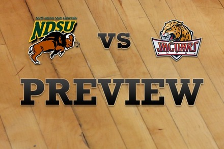 North Dakota State vs. IUPUI: Full Game Preview