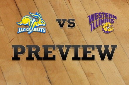 South Dakota State vs. Western Illinois: Full Game Preview