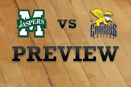 Manhattan vs. Canisius: Full Game Preview