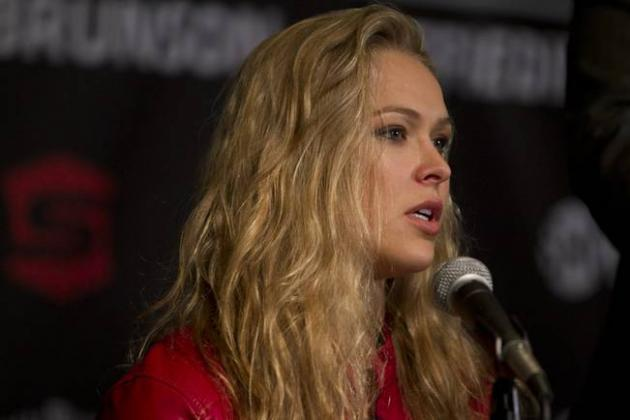 Manager Says Ronda Rousey Meant No Disrespect on Twitter