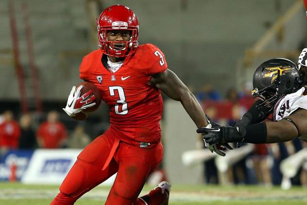 Arizona RB Jenkins Transferring to Washington State