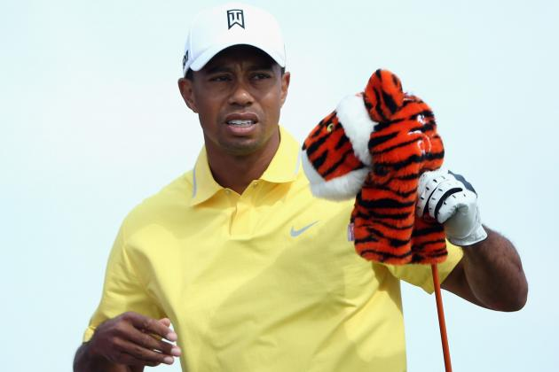Tiger Woods, Rory McIlroy & Phil Mickelson, Hopefully, Ready for 2013