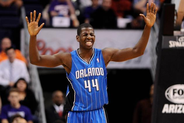 Grading Andrew Nicholson's Early Performance with the Orlando Magic