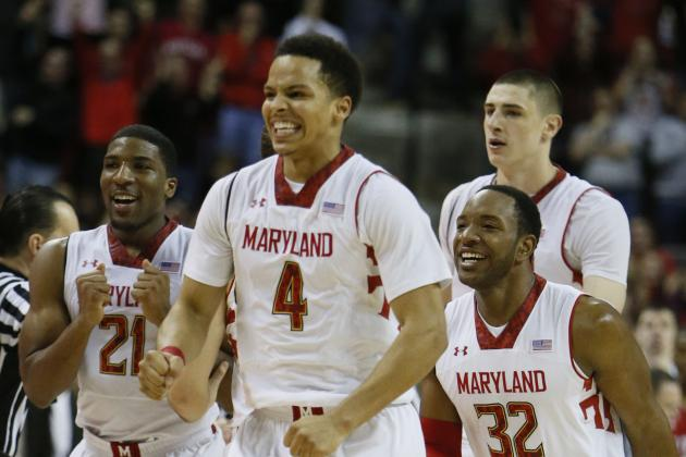 Maryland Stuns NC State with Buzzer Beater