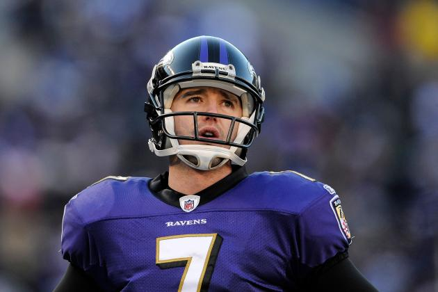 Billy Cundiff: Could Maligned Kicker Come Back to Haunt Baltimore Ravens?