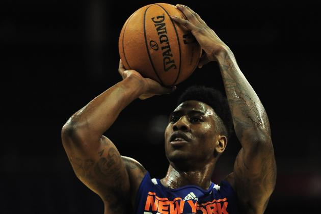 Iman Shumpert Could Start vs. Pistons