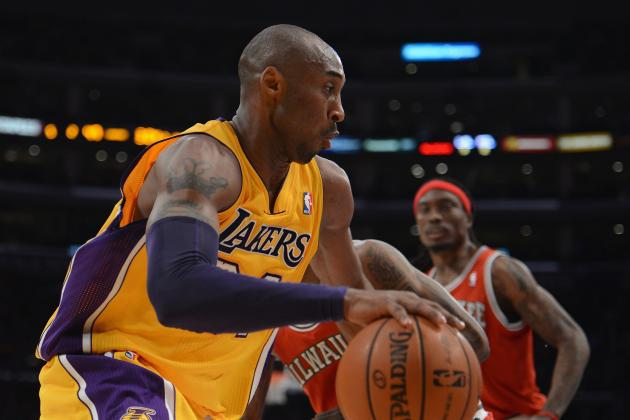 Will Kobe Bryant's Increased Defensive Duties Help or Hurt LA Lakers?