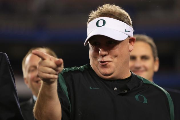Chip Kelly: 'I Always Wanted' Philadelphia Eagles Job