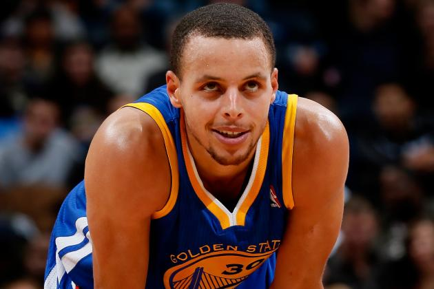 Stephen Curry out Wednesday Night vs. Miami with Ankle Injury