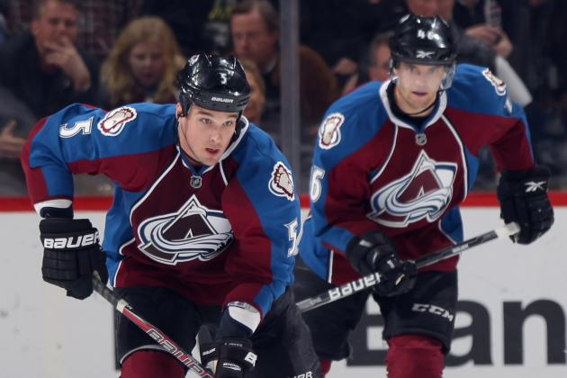 Avalanche Cut Elliott, Sgarbossa to Near NHL Opening-Night Roster