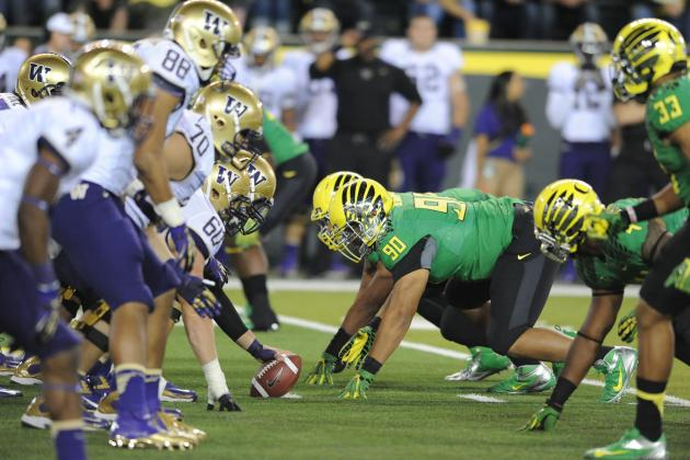 Will Huskies Be Able to Close the Gap on Oregon?