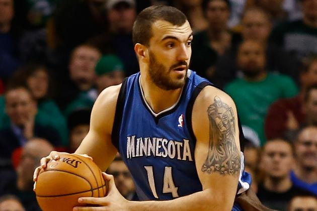 Dwight Howard: Timberwolves' Nikola Pekovic Could Be MMA Champion