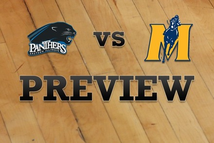 Eastern Illinois vs. Murray State: Full Game Preview