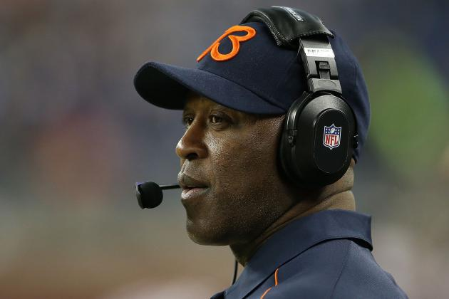 Report: Former Bears Coach Lovie Smith May Sit out a Year from Coaching