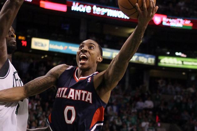 Hawks Get Needed Victory, Run Past Nets