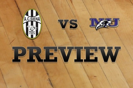 Siena vs. Niagara: Full Game Preview