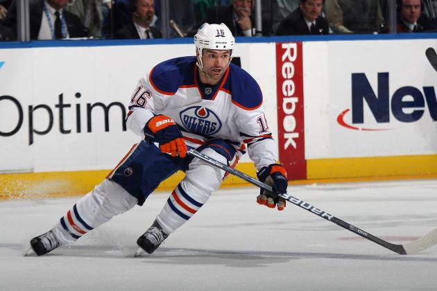 Darcy Hordichuk Steals Show as Oilers Treat Fans to Simulated Game