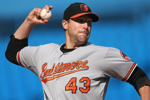 Could Tigers Solve Closer Issues by Trading for Orioles All-Star Jim Johnson?
