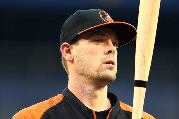 Matt Wieters Says He'd Be Interested in Staying with Orioles Long-Term