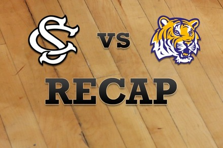 South Carolina vs. LSU: Recap and Stats