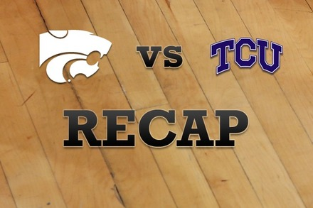 Kansas State vs. TCU: Recap and Stats