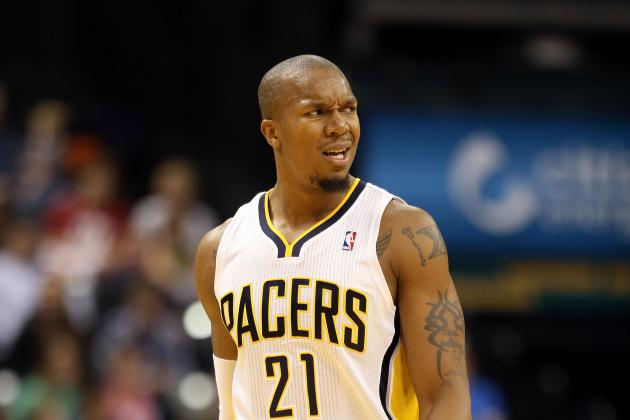 Indiana Pacers: Why David West Is an Elite Power Forward in the NBA