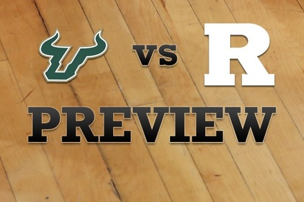 South Florida vs. Rutgers: Full Game Preview