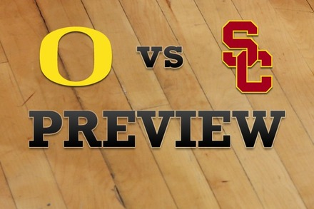 Oregon vs. USC: Full Game Preview
