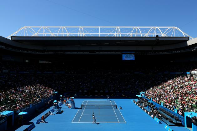 Australian Open 2013: Predicting When Each Star Will Fall This Tournament