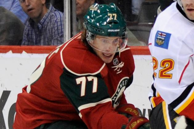 Gilbert Injury Might Open Spot on Wild's Blue Line