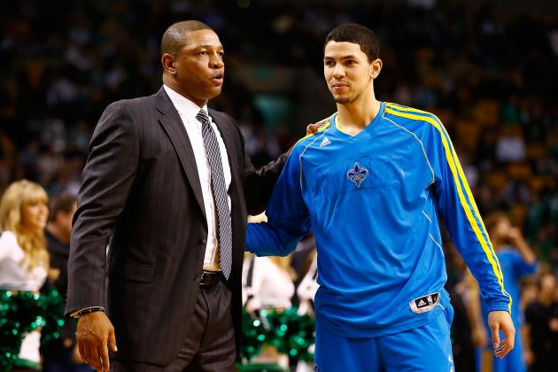 Austin Rivers Gets Better of Matchup with Doc's Celtics