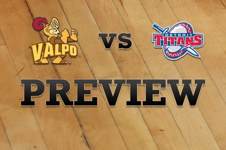 Valparaiso vs. Detroit: Full Game Preview