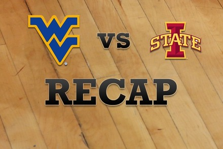West Virginia vs. Iowa State: Recap and Stats