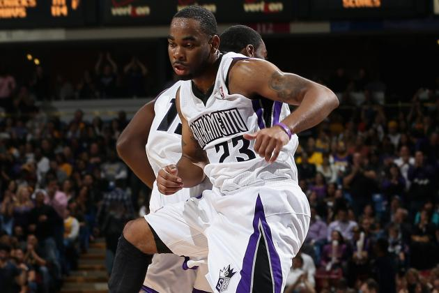 Kings Beat Wizards 95-94
