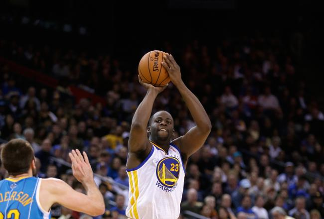 Draymond Green should be a good career role player.