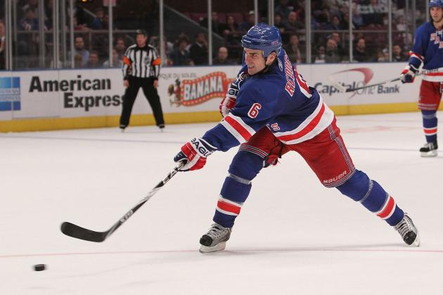Wade Redden: Detroit Red Wings Considering Adding the Veteran Defenseman