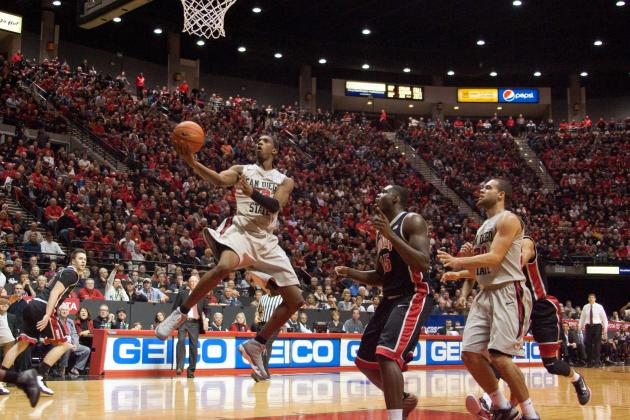 Rapid Reaction: UNLV 82, SDSU 75