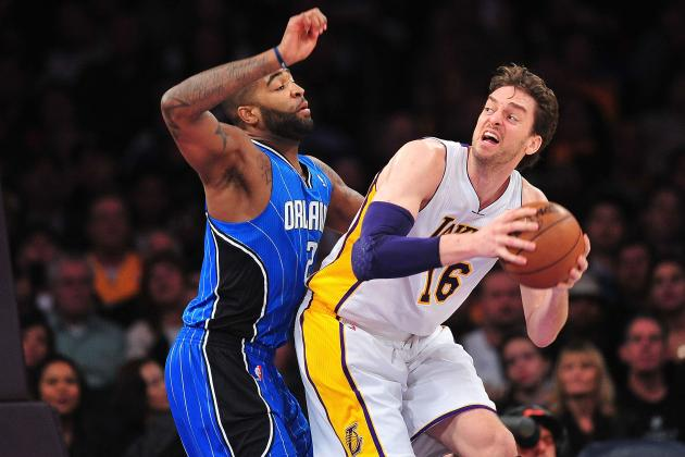 When Is It Officially Time for LA Lakers to Trade Pau Gasol?