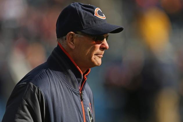 Rod Marinelli Could Be Leaving Chicago