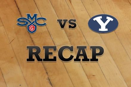 Saint Mary's vs. Brigham Young: Recap and Stats