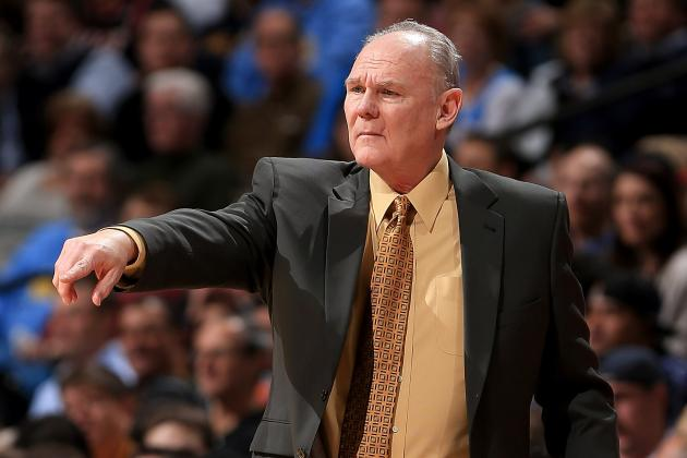 George Karl Said Nuggets Might Have Been Playing the Best Team in Basketball